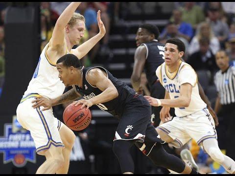 UCLA beats Cincinnati 79-67 to earn Sweet 16 trip