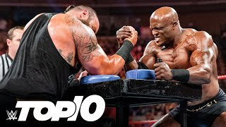 Unusual Superstar contests: WWE Top 10, May 27, 2020