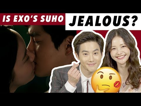 Is Exo's Suho Jealous? | Rich Man, Poor Woman Interview thumbnail