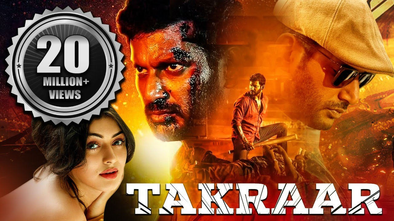 Download Takraar Full South Indian Movie Hindi Dubbed | Vishal Full Action Movie Hindi Dubbed | Mohanlal