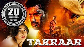 Takraar Full South Indian Movie Hindi Dubbed  Vishal Full Action Movie Hindi Dubbed  Mohanlal