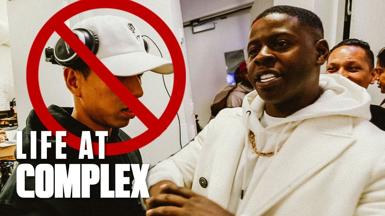 Rejected By Blac Youngsta... AGAIN! | #LIFEATCOMPLEX