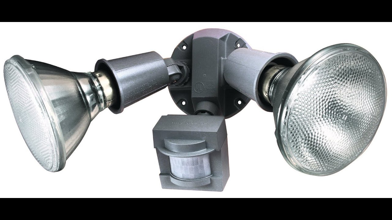 hight resolution of motion sensor light installation