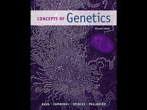 CONCEPTS OF GENETICS 11TH EDITION EPUB DOWNLOAD