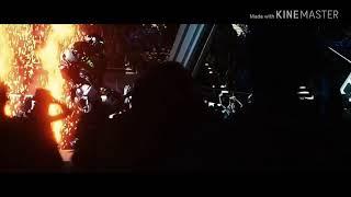 Клип по фильму Живая сталь. Атом против Зевса. Песня всё или ничего