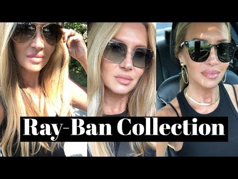 RayBan Collection~TOP 5 You Need!