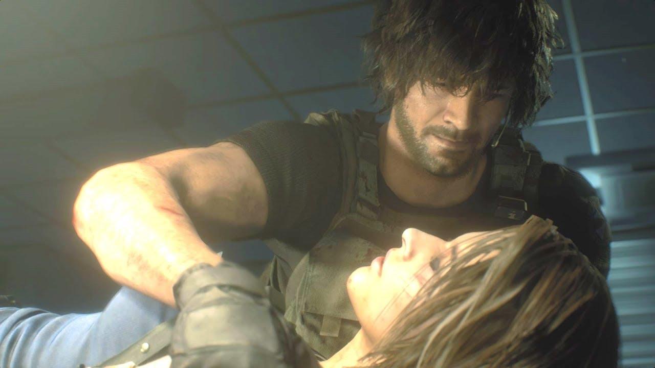 Resident Evil 3 Remake 1080p 60fps Walkthrough Part 10