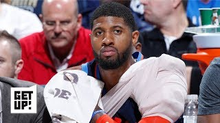 Paul George needs to be healthy for the Thunder to beat the Trail Blazers - Damon Jones | Get Up!