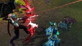 Repeat youtube video League of Legends : Varus is Out
