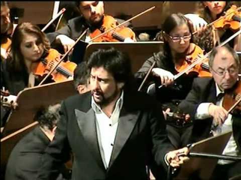 Marcelo Alvarez - Ah, La Paterno Mano - Macbeth - Salerno Concert - 2010