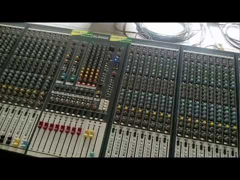 Best ALLEN & HEATH GL2800 52 CHANNEL AUDIO MIXER