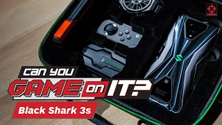 Can You Game On It? - Black Shark 3s
