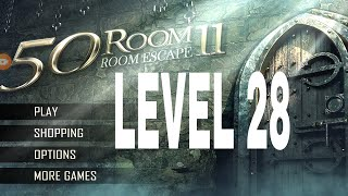 Can You Escape The 100 room 11 level 28 Walkthrough