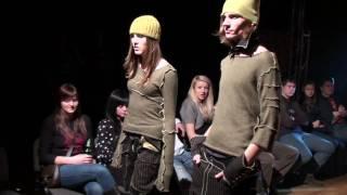 Formalina - pokaz mody w klubie Firlej