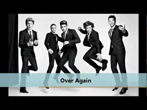 One Direction - Over Again (CZ Překlad) - YouTubeOne Direction Over Again