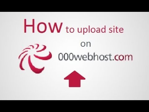 How to upload