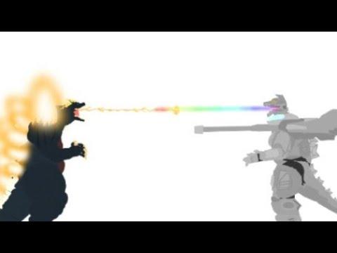 Heisei Mecha Godzilla vs Space Godzilla