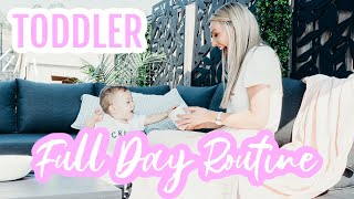 Gambar cover Toddler full day routine {16 months old} Krissy Ropiha