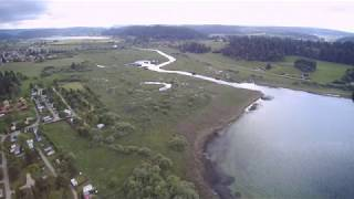 lac des saints point