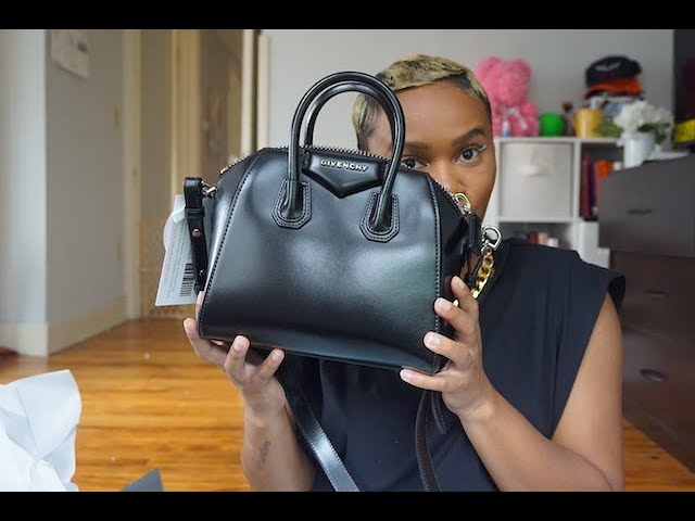 FASHIONPHILE | GIVENCHY MINI ANTIGONA REVIEW