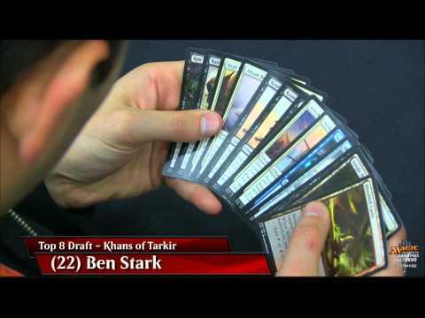 GP Baltimore Top 8 Draft Ben Stark