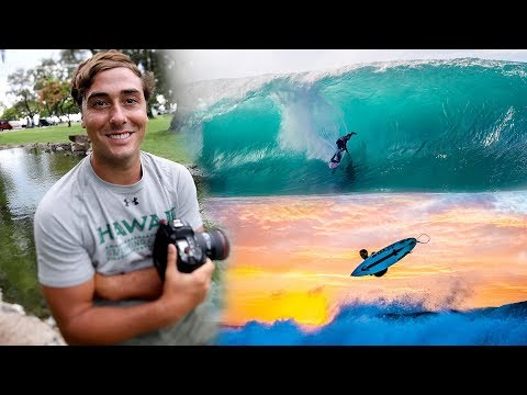 Surf And Travel Videographer: Connor Trimble