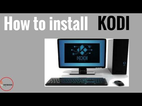 HOW TO INSTALL KODI V.16.1 JARVIS 2017 Beginner#
