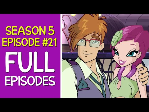"Winx Club Season 5 Episode 21 ""Perfect Date"" Nickelodeon [HQ]"