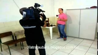 Entrevista da TV Vanguarda com Diretores da ATRA Taubaté