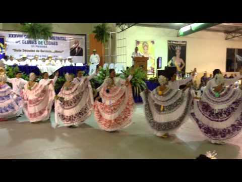 Panamanian Tipico Dance