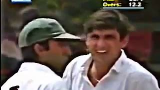 Shahid Khan Afridi 100 off 37 Balls vs Sri Lanka at Nairobi in 1996