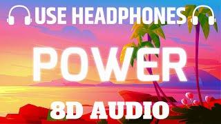 Ellie Goulding - Power (8D AUDIO)
