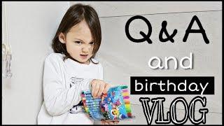 Невоспитанный ребёнок? Q&A/ VLOG/ KOREA/