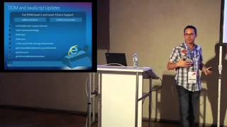 [JSConfEU 2010] Pete LePage: Chakra - Building A New JavaScript Engine For Internet Explorer 9