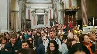 16 aprile, l'apertura delle porte della Cattedrale