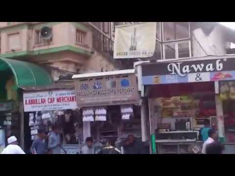 Bhendi Bazaar Market Street Video - South Mumbai