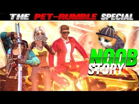 அதிர்ஷ்டம்    THE PET-RUMBLE SPECIAL     free fire short film in tamil    k2b
