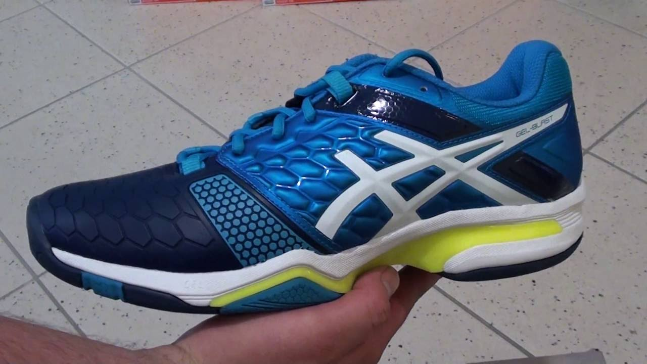 diseño superior disponible obtener nueva Asics Gel-Blast 7 - YouTube
