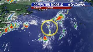 Tropical weather forecast: August 13, 2018