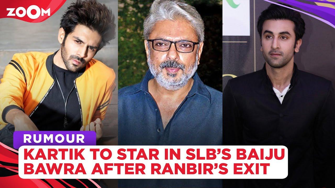 Kartik Aaryan to star in Sanjay Leela Bhansali's Baiju Bawra after Ranbir Kapoor's exit?