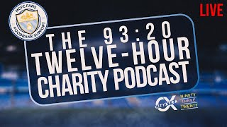THE 93:20 TWELVE-HOUR CHARITY PODCAST