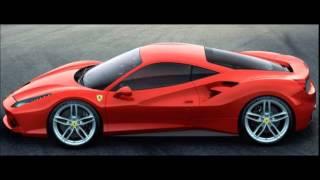 フェラーリは、高性能スポーツカーFerrari 488 GTBを発表しました。Ferr...
