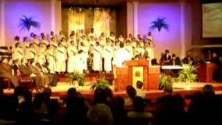 "2008End Time Restoration - ""Something Happens"" Kurt Carr"