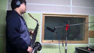 Night Rhythm / Tenor (Gary Sugal JB101 Mouth Piece) Daehan Choi