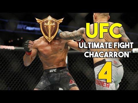 UFC CHACARRON #4  A PARTIDA MAIS LONGA DA HISTÓRIA - Arena of Valor