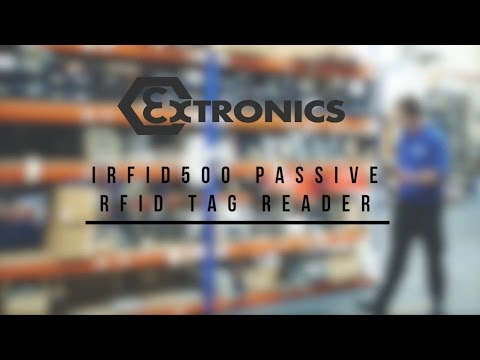 iRFID500 Zone 1 & Industrial handheld Bluetooth passive UHF