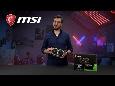 MSI GeForce GTX 1660 Ti 6GB Ventus XS OC