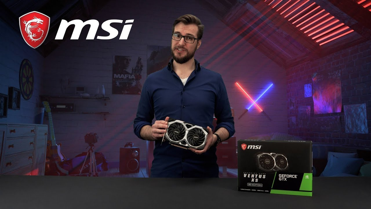 Everything you need to know about the GTX 16 VENTUS XS series   Gaming Graphics Cards   MSI