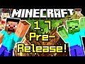 Minecraft News 1.7 PRE-RELEASE OUT NOW!