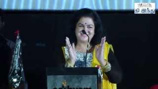 Actress Oorvasi Talks about 'Mundhanai Mudichu' Experience   Bhagyaraj